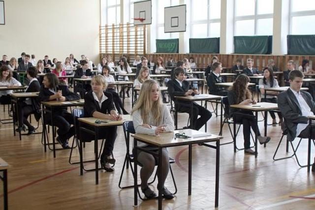 Test gimnazjalny 2014. Historia i WOS