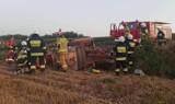 Wypadek przy pracy w Pantalowicach. 47-latek przygnieciony przez traktor
