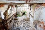 Wałbrzych: W centrum straszy ruina (FILM)