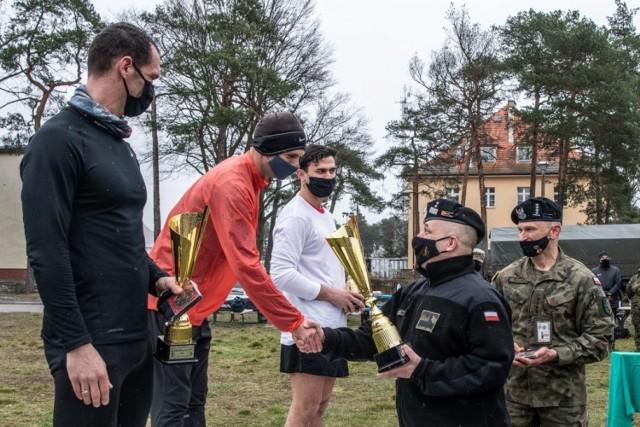 Rywalizacja odbyła się na terenie żagańskich koszar w Lesie