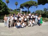 ZSP w Sycowie podsumowuje praktyki uczniów na Sycylii