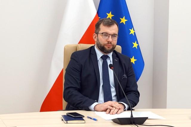Grzegorz Puda, minister rolnictwa i rozwoju wsi