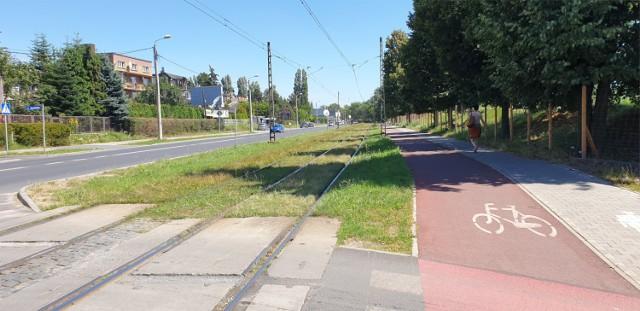 Torowisko na ulicy 1 Maja i Andersa zostanie przebudowane. Prace potrwają prawie 2 lata.   Zobacz kolejne zdjęcia. Przesuń zdjęcia w prawo - wciśnij strzałkę lub przycisk NASTĘPNE