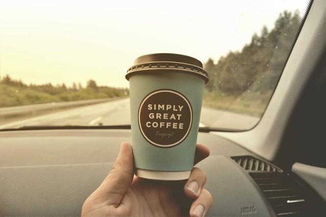Autostrada Wielkopolska rozdaje kawę. To rekompensata za utrudnienia w ruchu