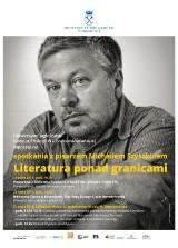 """Michaił Szyszkin, nazywany """"rosyjskim Joyce'em"""" będzie w Bibliotece Śląskiej"""