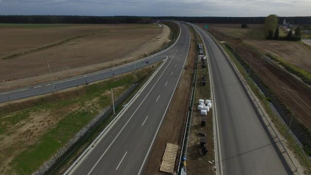 Budowa trasy S5, odc. Radomicko - Leszno