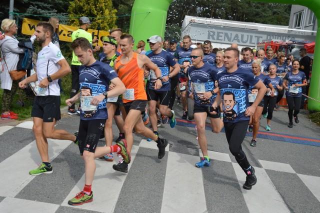 Zeszłoroczny Bieg Gladiatora przyciągnął tłumy biegaczy.