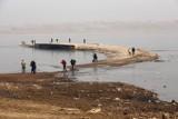 Żarek - zalana miejscowość na Dolnym Śląsku, która po latach wyłoniła się spod wody [ZDJĘCIA I FILM NaM]