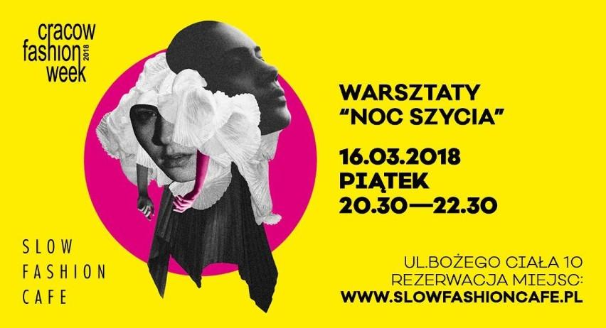 Cracow Fashion Week przyciąga nie tylko tych, którzy chcą...