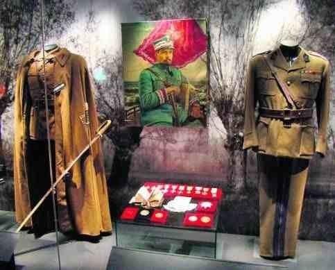 Eksponaty w muzeum można zwiedzać bezpłatnie