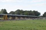 Śrem: budowa kładki pieszo-rowerowej trwa, remont mostu im. mjr S. Chosłowskiego pod znakiem zapytania