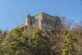 Muszyna. Ruszają prace przy częściowej rekonstrukcji zamku. Być może uda się także odbudować wieżę [ZDJĘCIA]