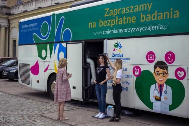 Od czerwca do września mobilny punkt odwiedzi 23 miasta w Polsce, w tym Opole - już na początku lipca.