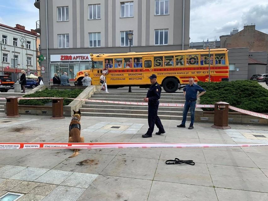 Trwa Budzenie Sienkiewki. Wiele atrakcji w centrum Kielc z okazji Dnia Dziecka (ZDJĘCIA)