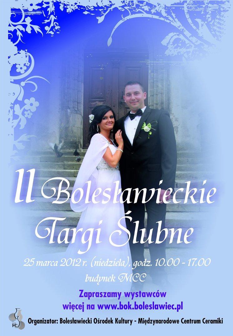 Bolesławiec Wygraj Suknię ślubną Na Ii Bolesławieckich Targach