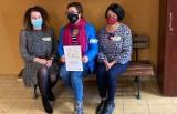 Kobiety z KGW w Wierzbicy wiedzą więcej o możliwościach korzystania z internetu i pozyskiwania grantów. Zobacz zdjęcia