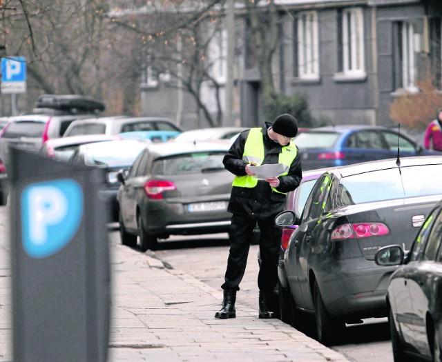 Mieszkaniec Krakowa od sierpnia walczył o anulowanie kary, która została na niego nałożona w strefie płatnego parkowania.