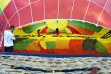 Międzynarodowe Zawody Balonowe w Nałęczowie. Pogoda w końcu dopisała! Zobacz zdjęcia