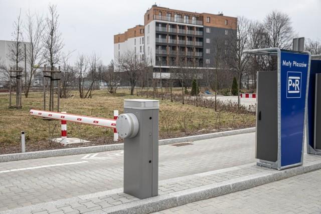 Zarząd Zieleni Miejskiej planuje utworzenie zielonego skweru przy parkingu park&ride w Małym Płaszowie.