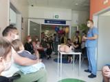 Jastrzębie: dzień dziecka w WSS nr 2. Świętowali najmłodsi pacjenci jastrzębskiego szpitala. Zobaczcie