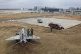 MiG-21 z lotniska w Pyrzowicach trafi do muzeum w Zabrzu. Znika samolot z 1972