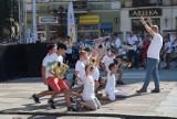 Letnia Akademia Instrumentów Dętych Blaszanych. Wielki finał na Głównym Rynku w Kaliszu ZDJĘCIA
