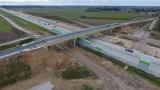 Budowa autostrady A1 w Łódzkiem. Nowe utrudnienia na odcinku Kamieńsk - Piotrków