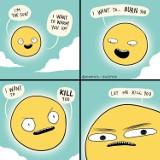 30 przezabawnych komiksów o tym, jakie naprawdę jest lato! Wygląda znajomo? [GALERIA]