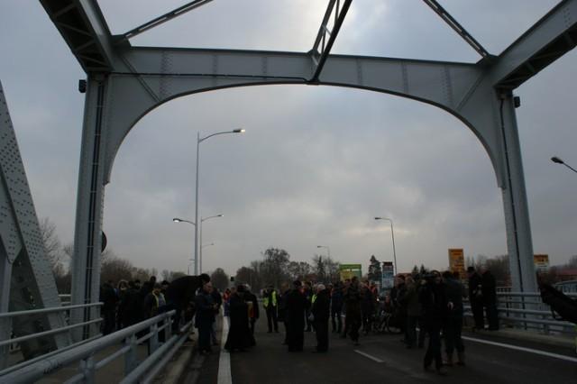 Most Żelazny w Koninie