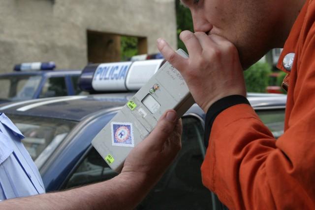 Pijany 43-latek w kilkanaście minut spowodował dwie kolizje w Białej Podlaskiej