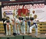 Medale karateków Klubu Sportów Walki BUSHI Radomsko w Mokotów CUP 2020