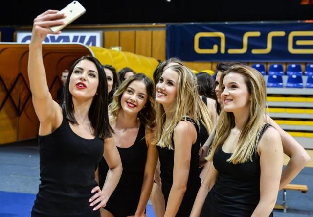 Cheerleaders z Trójmiasta