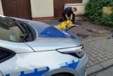 Policjanci uczyli mieszkańców, jak ratować życie. Ich lekcję przerwało niespodziewane zdarzenie