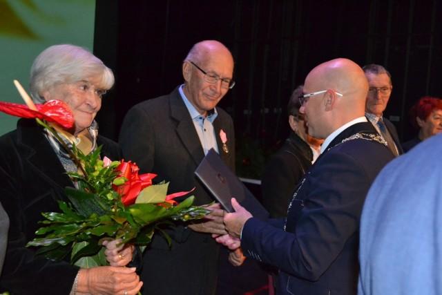 Jubileusz mysłowickich par odbył się w Mysłowickim Ośrodku Kultury