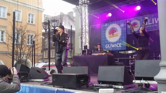 WOŚP w Gliwicach z koncertem Cleo
