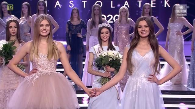 Finał Miss Polski Nastolatek 2020. Jak poszło kandydatkom z Łódzkiego?