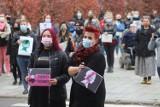 Legnica: Nie dla Piekła Kobiet, protest przed siedzibą PiS [ZDJĘCIA]