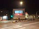 W biało- czerwonych barwach na Święto Niepodległości 11 Listopada w Zduńskiej Woli