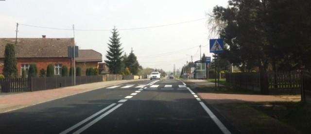 Droga krajowa nr 45 w okolicy Praszki będzie bezpieczniejsza.
