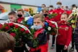 """Tarnów. Ostatnie pożegnanie Waldemara Urbana, prezesa MKS """"Tarnovia"""". Towarzyszyli mu bliscy, sportowcy i kibice [ZDJĘCIA]"""