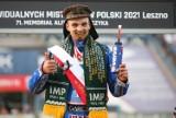 Bartosz Zmarzlik kapitalnie zaatakował rywali i sięgnął po upragnione złoto. Żużlowiec Stali Gorzów jest mistrzem Polski