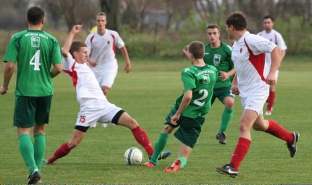 Piłkarze wolsztyńskiego Gromu zwycieżyli z Piastem Kobylin