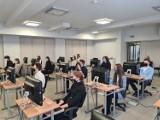 Olimpiada Wiedzy i Umiejętności Handlowo-Menedżerskich w Sosnowcu. W tym roku organizowało ją Technikum nr 1 z CKZiU