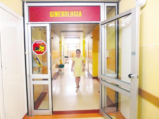 Pacjentki oddziału ginekologiczno-położniczego są zadowolone z opieki. Jednak nie wiadomo, czy 1 kwietnia będzie miał kto się nimi zająć.