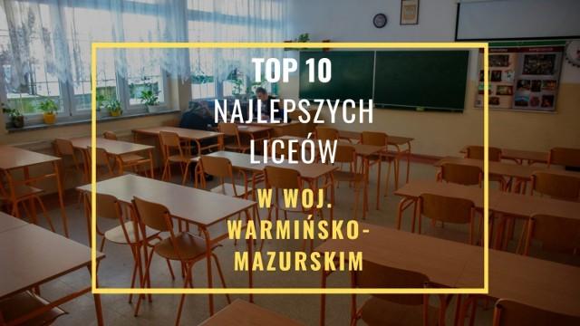 W porównaniu z ubiegłorocznym rankingiem najlepszych liceów ogólnokształcących w województwie warmińsko-mazurskim, w 2020 r. nastąpiły spore rotacje,   Sprawdźcie, jak obecnie wygląda ranking LO według Perspektyw >>>