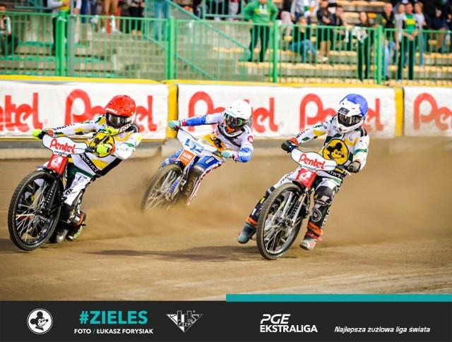Żużlowcy Falubazu Zielona Góra w półfinale play off zmierzą się z Unią Leszno.