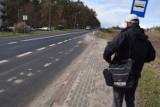 Problemy z przystankiem na ulicy Pilskiej w Szczecinku. Autobusy obrzucane jajami [zdjęcia]