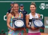 BNP Paribas Poland Open 2021. Polki walczyły na korcie w Gdyni o najwyższe trofea, ale tym razem lepsze były tenisistki zagraniczne ZDJĘCIA