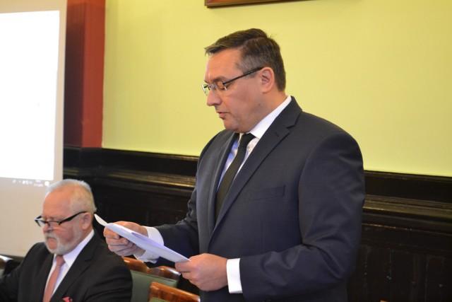 """Zgodnie  z przewidywaniami projekt budżetu starosty został uchwalony. Za małą niespodziankę można jednak uznać fakt, że wszyscy byli """"za""""."""