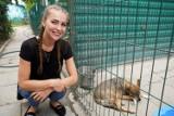 Białystok. Dzień otwarty w schronisku dla zwierząt. Zabawa i edukacja (zdjęcia)